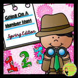 Numbers 0-10: Active Learning, Spring