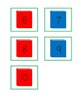 Numbers 0-10 For Linking with Links, Building a Number Line