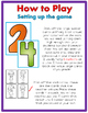Numbers 0-10 JUST MOVE! (A Get Up and Move Around the Classroom Game)