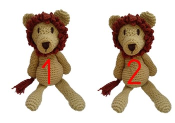 Numbers 0-10 | Lion