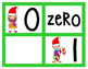 Candy Cane Counting {Numbers 0-10}
