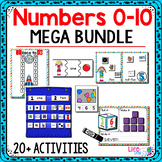 Numbers 0-10 | Kindergarten Math Centers