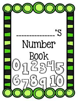 Numbers 0-10 : Numbers Book