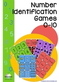 Editable Number flash cards (0- 10) Math games & Tasks for Juniors