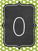 Numbers 0 - 10 Posters / Flashcards