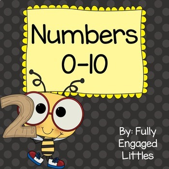 Numbers- Worksheets, Matching, Coloring, Graphs, and short books Preschool