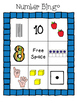 Numbers 0-10 Printables and Games- Freebie!
