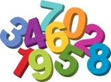 Numbers 0-10 Review for SmartBoard