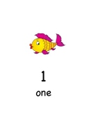 Numbers 0-10 Sea Creatures