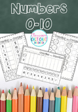 Numbers 0-10 Worksheets