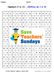 Numbers 0-10 in French Worksheets, Games, Activities and F