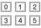 Numbers 0-100 (number cards for Guided Math or Math games)