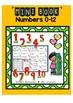 ESL /Numbers 0-12  -Mini Book-