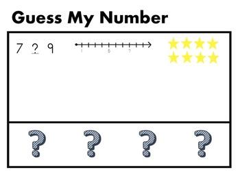Numbers! (0 -20) ActivInspire Flipchart