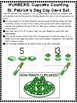 Numbers 0-20  Counting Cupcakes St. Patricks Day
