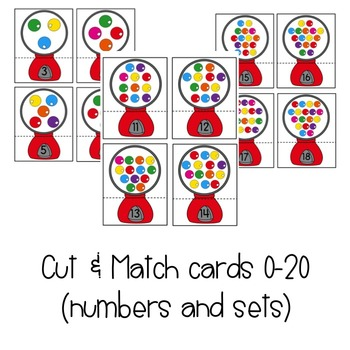 Numbers 0-20