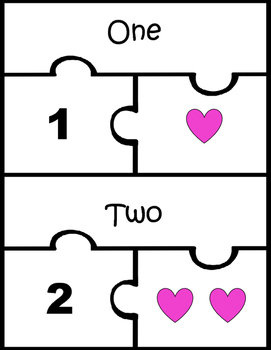 Number Identification 0-20