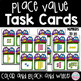 Numbers 0 to 20 Task Cards or Scoot Game Bundle