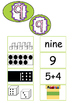 Numbers 0-20 Scrambled Soup Game/ Math Center