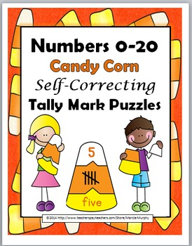 Tally Marks Self-Correcting Puzzles