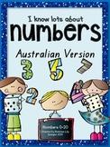 Numbers 0-20 Worksheets Australian