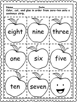 Apples Sequencing