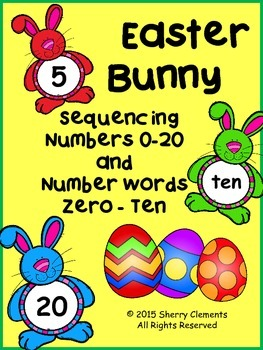Easter Bunny Sequencing