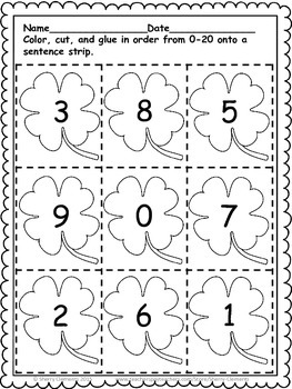Four-Leaf Clovers Sequencing