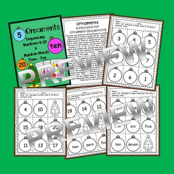 Ornaments Sequencing