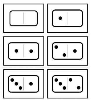 Numbers 0-5 Centers