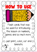 Numbers 0-9 Flash Cards FREE