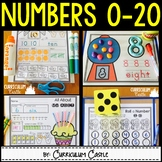 Number Sense: 0 to 20 {Practice & Play}