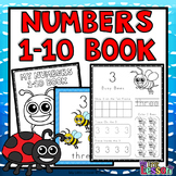 Numbers 1-10: Worksheets and Number Posters