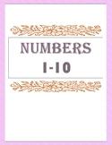 FREEBIE - Numbers 1-10