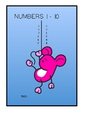Numbers 1 - 10
