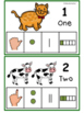 Numbers 1-10, Animals edition