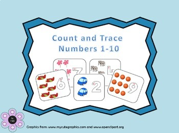 Numbers 1-10 Bundle