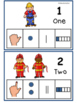 Numbers 1-10-Community Helpers edition