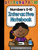 Numbers 1-10 Interactive Notebook