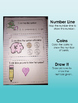 Numbers 1-10 Interactive Notebook
