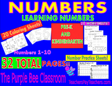 Numbers 1-10 LEARNING NUMBERS 1-10 Activity Set