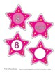 Numbers 1-10 Memory Match and Clip Activity