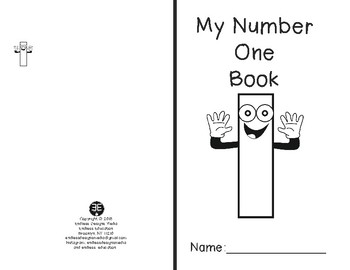 Numbers 1-10 Mini-Books