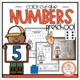 """Numbers 1-10 """"No Prep"""""""