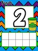 Numbers 1-10 Playdoh Mats [Freebie!]