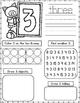 Numbers 1-10 Practice Worksheets