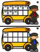 Numbers 1-10 School Bus