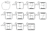 Numbers 1-10 Tracing