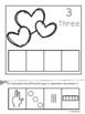 Numbers 1-10, Valentine Edition
