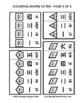 Numbers 1-10 in Chinese